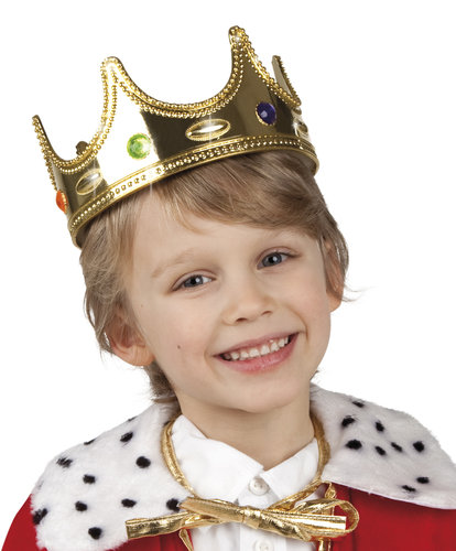 Hoed King's crown kids